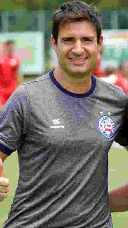 Diego Cerri despertou o interesse do Palmeiras para o cargo de diretor de futebol - Felipe Oliveira / EC Bahia