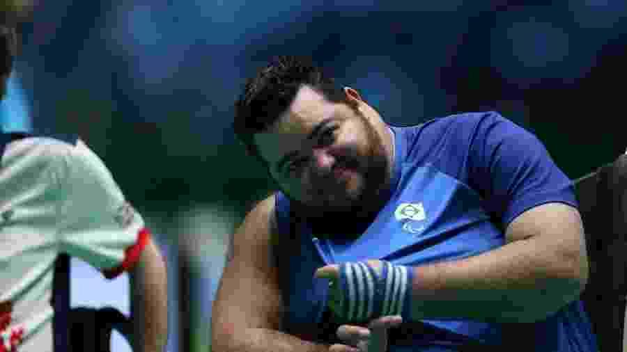 Dirceu Pinto, quatro vezes medalhista de ouro paraolímpico - Alaor Filho/MPIX/CPB