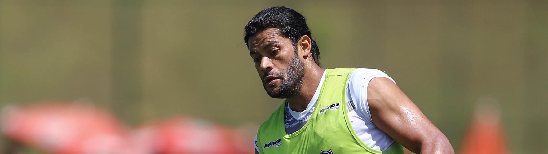 Hulk, uma das contratações mais impactantes no Brasil em 2021, ainda não fez um grande jogo pelo Galo