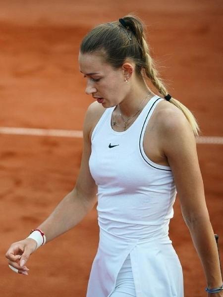 Tenista russa Yana Sizikova - Reprodução/Instagram