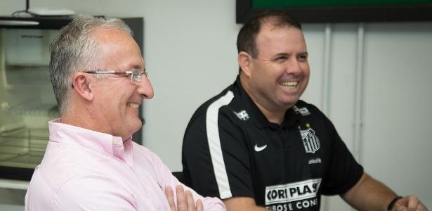Marcelo Fernandes e Dorival Júnior tiveram desentendimento interno