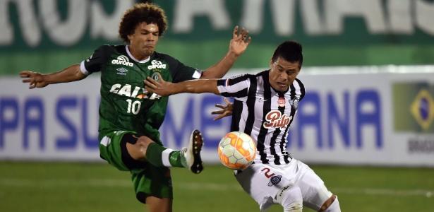Camilo se destacou ano passado atuando pela Chapecoense no Campeonato Brasileiro