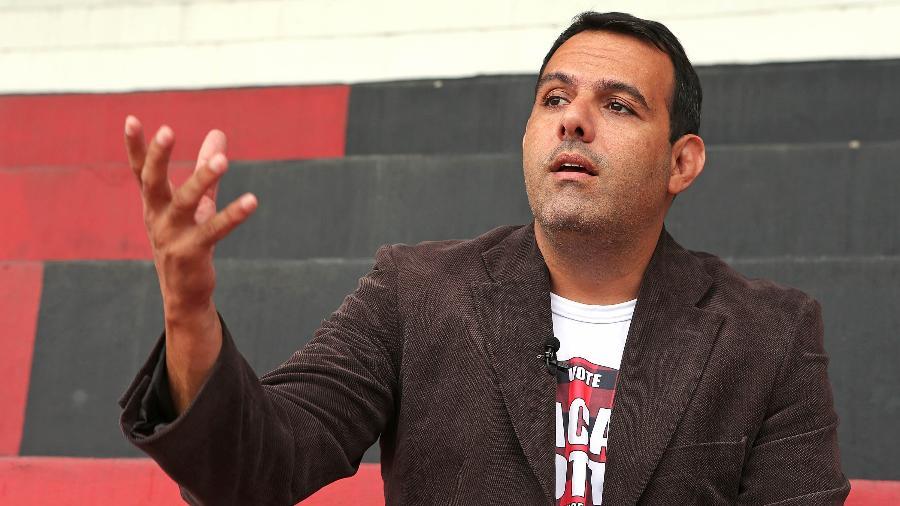 Cacau Cotta será o representante do Flamengo na tentativa de reconstruir a relação com CBF e Ferj - Júlio César Guimarães/ UOL