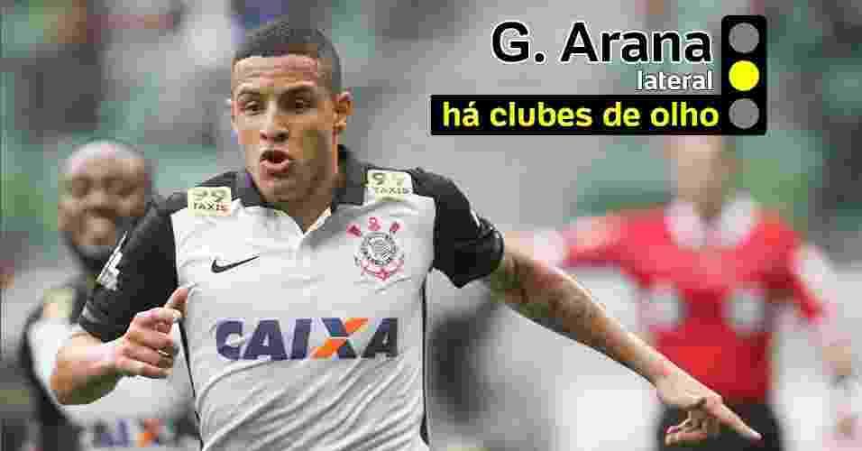 Desmanche do Corinthians - Ricardo Nogueira / Folhapress