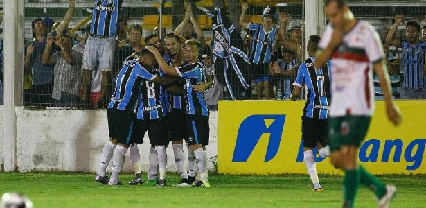 Grêmio ainda não convenceu na temporada e chegou a ter série negativa
