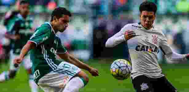 Marquinhos Gabriel será reserva no clássico deste sábado - Adriano Vizoni/Folhapress