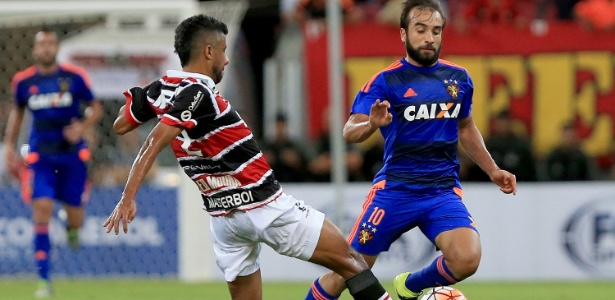 Gabriel Xavier jogou 42 partidas pelo Sport na temporada 2016