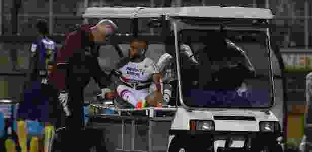 Carlinhos não deve ser aproveitado por Rogério Ceni - Rubens Chiri / saopaulofc.net