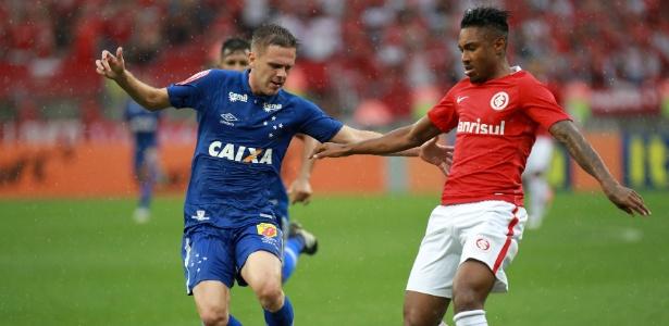 Atacante dificilmente ficará no Internacional em 2017. Flamengo tem interesse