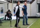 Auxiliar de Dorival diz não ver disparidade entre Santos e Cruzeiro
