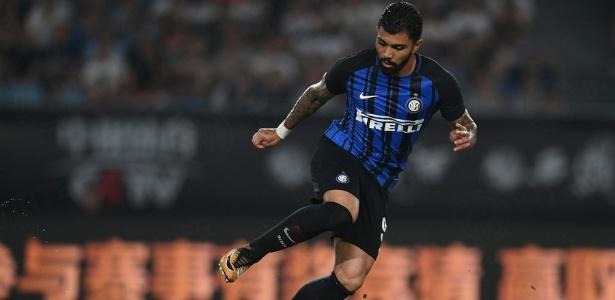 Gabigol ainda não brilhou na Inter de Milão