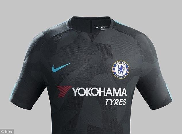Camisa 3 do Chelsea
