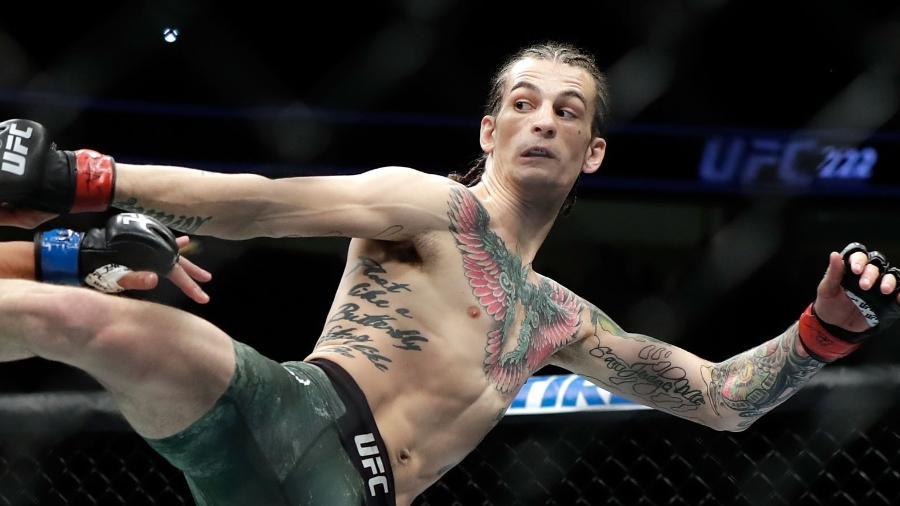 """Sean O""""Malley se disse honrado com as comparações a McGregor - Isaac Brekken/Getty Images"""