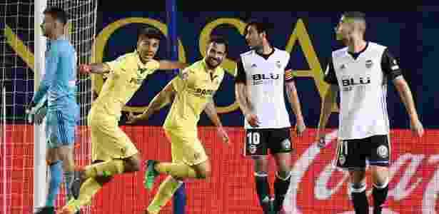 Villareal marca no fim e fica muito próximo de vaga na Liga Europa ... 640f46e66659e