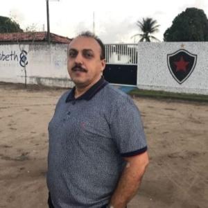 Zezinho, presidente do Botafogo-PB, é um dos denunciados - Reprodução