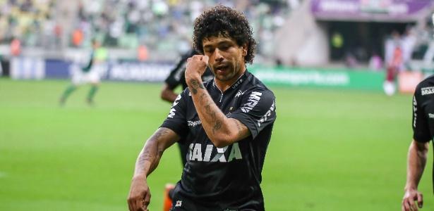 Presidente freou interesse do Corinthians e assegurou que Luan ficará no Galo em 2019 - Bruno Cantini/Divulgação/Atlético-MG