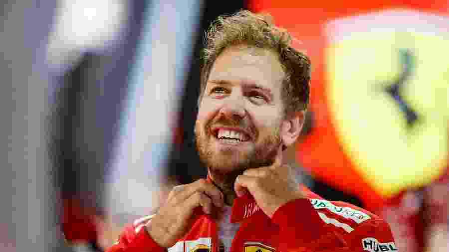 Sebastian Vettel é tetracampeão da Fórmula 1 - Lars Baron/Getty Images