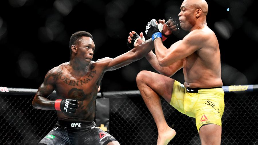 Anderson Silva no UFC 234 - Quinn Rooney/Getty Images