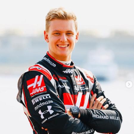 Mick Schumacher disputará a temporada 2021 da Fórmula 1 pela Haas - Reprodução