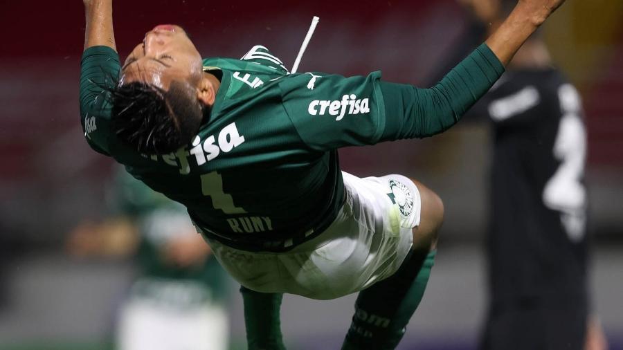Rony marcou o gol da vitória sobre o Red Bull Bragantino - Cesar Greco