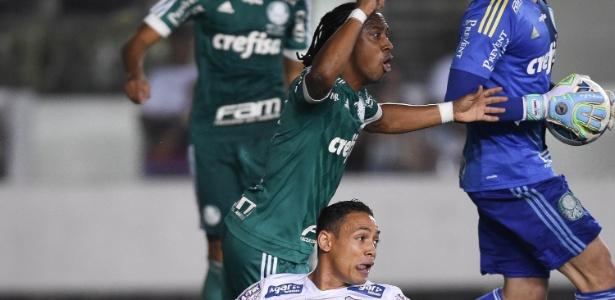 Palmeiras derrubou Corinthians na semifinal de 2015 superando tabu em estádio do rival - Ricardo Nogueira / Folhapress