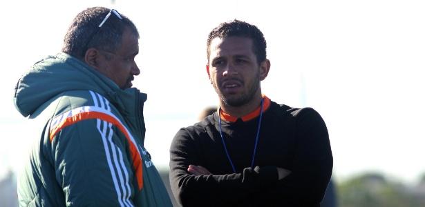 O Fluminense quer Wellignton Nem para fechar o elenco neste início de temporada