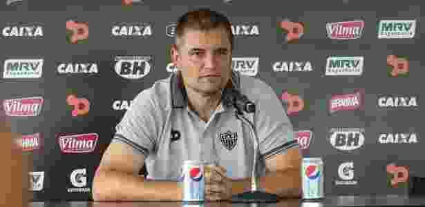 Treinador não quis dar muitos detalhes para explicar a derrota do Atlético contra a URT - Bruno Cantini/Atlético-MG
