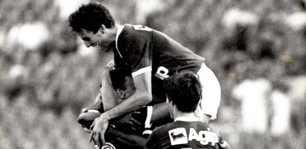 Palmeiras ajudou Corinthians na campanha do Paulistão 1988 - Jorge Araújo/Folhapress