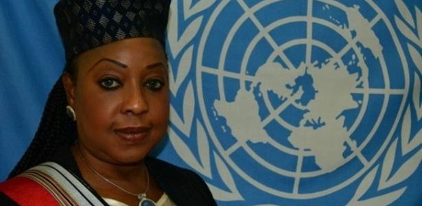 Fatma Samoura tem 54 anos e ocupará função que já foi de Jerome Walcke