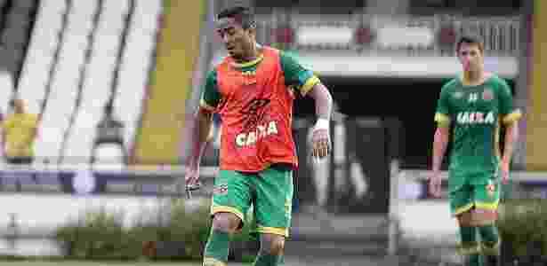 Jorge Henrique está livre para definir seu futuro - Paulo Fernandes/Vasco.com.br