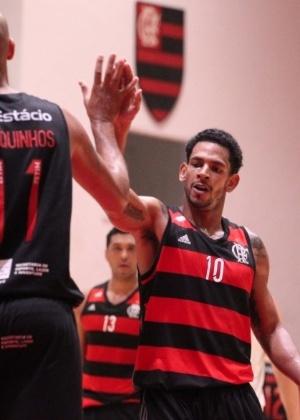 Band agora tem os direitos de transmissão do basquete brasileiro - CR Flamengo/Divulgação