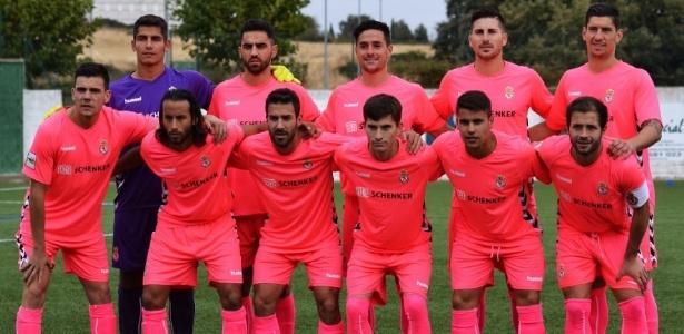 Leonesa lidera seu grupo na terceira divisão da Espanha