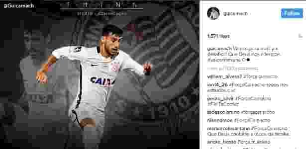 Camacho - Reprodução/Instagram - Reprodução/Instagram