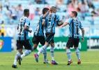 Reunião fez Grêmio superar trauma e mantém time invicto na Arena - Jeferson Guareze/AGIF