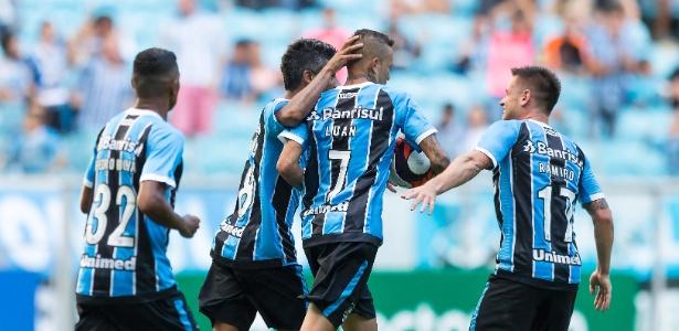 Luan empata para o Grêmio contra o Veranópolis na Arena