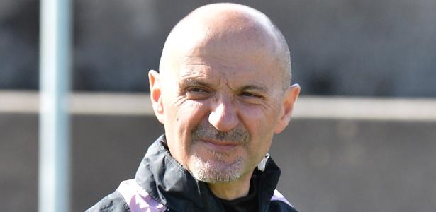 Antonio Pintus estava em segundo plano com Lopetegui, mas voltou ao comando da preparação física - Tullio M. Puglia/Getty Images