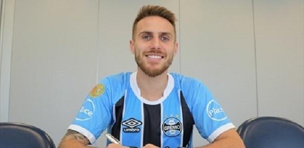 Grêmio oficializa renovação de contrato de zagueiro Bressan por dois anos