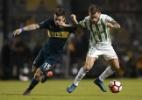 Boca x Palmeiras terá juiz que anulou dois gols em duelo na fase de grupos - AFP PHOTO / JUAN MABROMATA