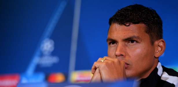Thiago Silva chegou em julho de 2012 ao PSG e já participou de 251 partidas - Mark Runnacles/Getty Images