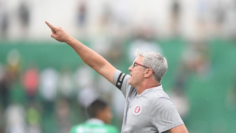 Odair Hellman promove testes pensando nos jogos da Libertadores, lá na frente - Ricardo Duarte/Inter