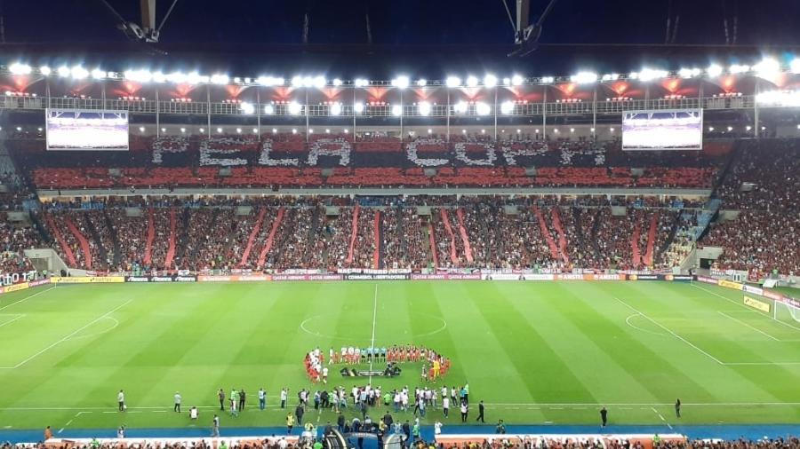 Sócios do Flamengo pleiteavam prioridade na compra de ingressos para os jogos - Leo Burlá / UOL Esporte