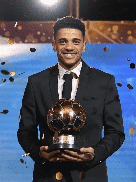 Taison, do Shakhtar Donestk, é eleito o melhor jogador da Ucrânia em 2019 - Reprodução