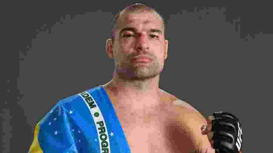 """Maurício """"Shogun"""" foi campeão pelo UFC e pelo Pride -  Mike Roach/Zuffa LLC via Getty Images"""