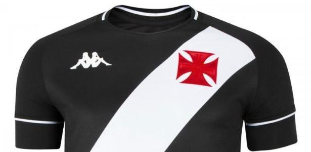 Loja admite erro e retira camisas do Vasco da Kappa do site
