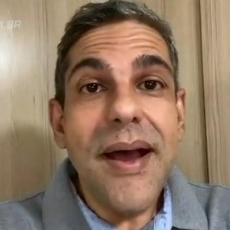 João Guilherme recorda narração de conquista da Libertadores pelo Flamengo - Reprodução/ESPN