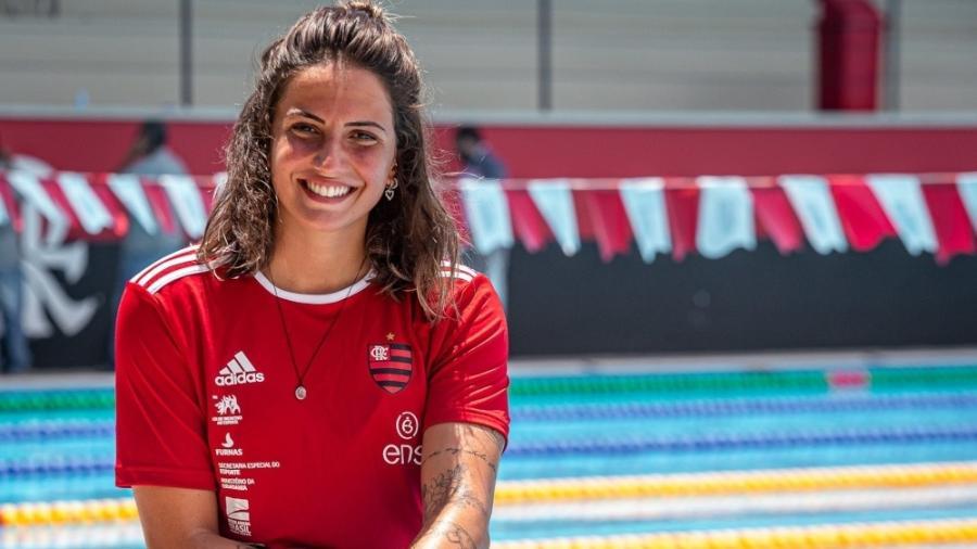 Gabi Roncatto, reforço do Flamengo - Divulgação
