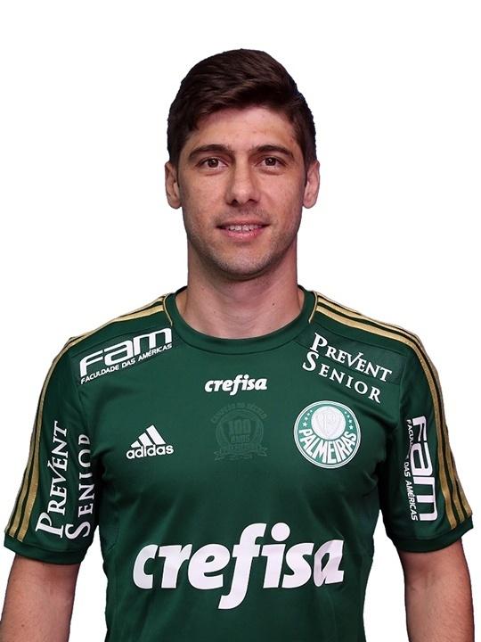 Fellype Gabriel, meia do Palmeiras