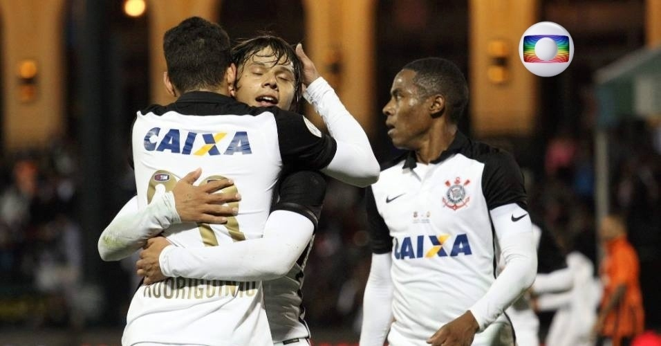 Corinthians - Rede Globo (até 2024)