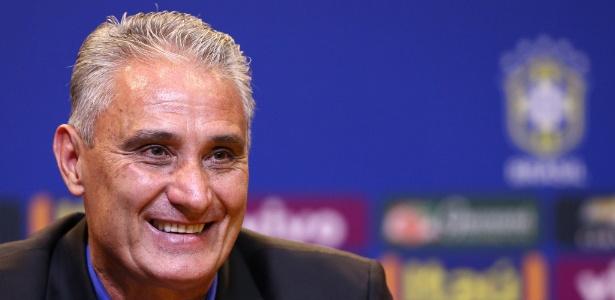 Tite estará no Beira-Rio para acompanhar o duelo entre Inter e Grêmio