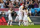 Técnico da Espanha lamenta confronto com a Itália após derrota na Eurocopa - Sergio Pérez/Reuters